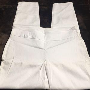 Briggs White Pants